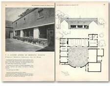 1953 Fl Calder School Of Domestic Science Temporary Lab And Art Rooms