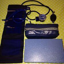 NISSEI SPHYGMOMANOMETRE Rare Vintage COLLECTABLE Blood Pressure Monitor Cuff