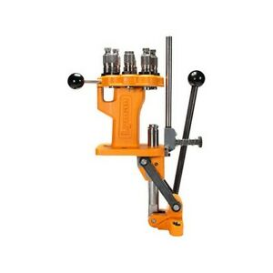 Lyman 7040750 Brass Smith Cast-Iron All-American 8 Turret Reloading Press