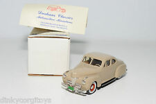 DURHAM DC-15B 15 B FORD COUPE BEIGE 1941 MINT BOXED