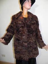 Markenlose hüftlange Damenjacken & -mäntel mit Pelz