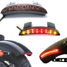 LED Tail Light Turn Signals For Harley Street Bob / Sportster XL / Softail Slim