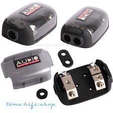 Audio System Z-DB2 2-fach 50mm² ANL-Strom-Verteiler 12V Kabelverteilerblock Auto