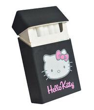1 pcs Silicone Cigarette Case  Hello Kitty Cigarette Box Cover black Hello Kitty
