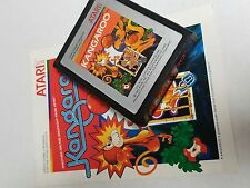 Atari 2600 Game Kangaroo with Manual ATARI 2600 Video Game System