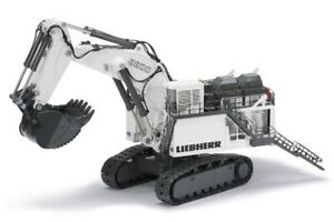 Conrad 2950/0 Australian Large Liebherr R9800 Mining Backhoe Scale 1:50