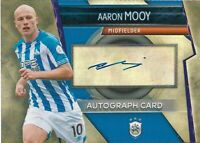 MATCH ATTAX ULTIMATE 2018/19 AARON MOOY AUTOGRAPH CARD