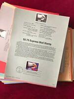 FDC by Mrs Jones (20) Official USPS Souvenir Pages SP-16-23