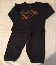 Hanes boys 24 months Sweatshirt & Sweatpants Outfit