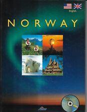 NORWAY AUNE PUBLISHING  HARDCOVER INCLUDING CD-ROM