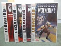 Edge of Venomverse #4 Wolverine Variant Edition  Marvel Comics CB17143