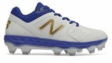 New Balance Low-Cut fresco Espuma spvelo TPU Softbol Botín De Mujer Zapatos Azul con