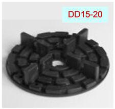 90 Plattenlager DD15-20, Höhe10mm, Fuge 4mm, Stege 20mm,  f. Terrasse ,,