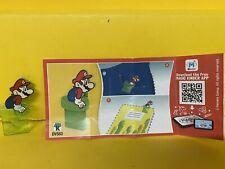 Selten  Super Mario Mario-Clip DV563  mit BPZ