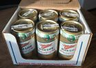 (6) MILLER HIGH LIFE BEER CANDLE~ CAN-DLES INTERNATIONAL~MILWAUKEE WI~1980s