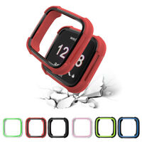 Bumper Shell Protective Case Cover Watch Frame For Fitbit Versa&Versa Lite