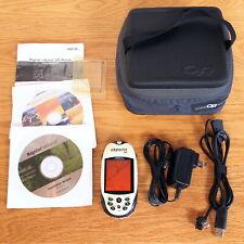 Magellan eXplorist 400 Handheld GPS Receiver, Driving, Hiking, Geocache