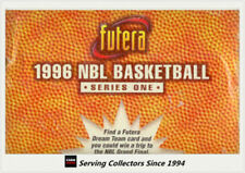 Futera Not Authenticated Box Basketball Trading Cards
