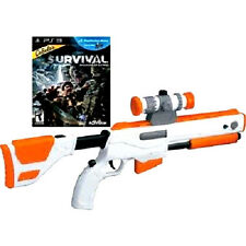 Cabelas Survival: Shadows of Katmai with Gun  (SONY PS3)    ***NEW SEALED***
