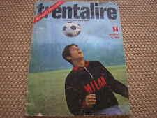 TRENTALIRE #1 1970 SPECIALE MILAN RIVERA AMON THOENI BARI SCOPIGNO MAZZINGHI