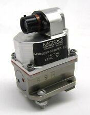 Moog E050-589H Servo Valve P/N 22-L0-123 1 Yr Warranty