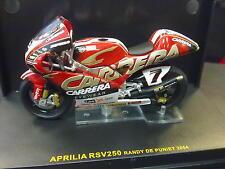 Aprilia RSV250 2004 1:24 #7 Randy de Puniet ( IXO )