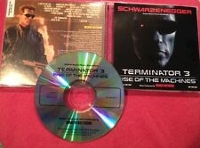 Terminator 3 Rise of The Machines Marco Beltrami Rare Soundtrack CD