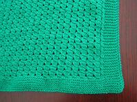 Easy to knit Baby Blanket pattern in DK