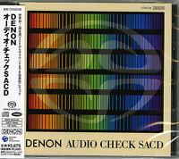 CLASSICAL V.A.-AUDIO CHECK SACD-JAPAN SACD Hybrid I19