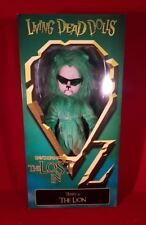 Mezco Living Dead Dolls The Lost in Oz - The Lion