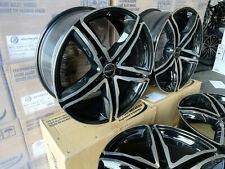 Audi A6 RS6 4F A8 Q2 TT Schwarz Poliert Wheelworld WH11 9.0 X 20 5 X 112 ET 37