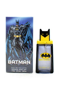 Batman cologne for boys Eau De Toilette Spray 1.85oz perfume para niño Batman