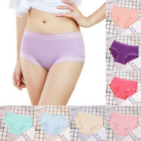 Women Sexy Lace Panties Lingerie Intimates Seamless Underwear Knickers Briefs