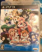PS3 Super Heroine Chronicle 42754 Japanese ver from Japan