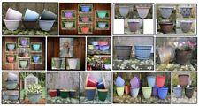 Large Plant Flower Pots Planter Garden Patio Home Decoration Herb Plastic Pot