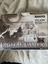 Sayno VPC-C360 TESTED Digital Camera IN BOX All Original Parts