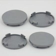 Alloy wheel center caps universal rim plastic 4x centre hub cap 54-49.5 no logo