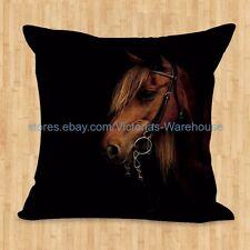 US SELLER- car seat cushion covers equine horse cushion cover equestrian animal