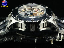 Invicta Silver Case Wristwatches with Chronograph