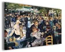 Quadri famosi Pierre Auguste Renoir vol XV Stampa su tela arredo moderno arte