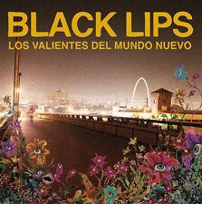 BLACK LIPS Live Los Valientes Del Mundo LP ORIG press king khan bbq gaye blades