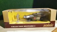 Solido véhicules collection militaires BTR 40 au 1/50 N°6031