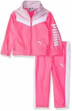 PUMA Baby Girls' Jacket and Pants Set