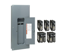Indoor Main Breaker Plug-On 30-Space 150 Amp 60-Circuit Cover Value Pack