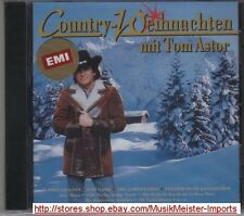 """German Christmas """" Country Weihnachten mit TOM ASTOR """" FREE SHIPPING CD New"""