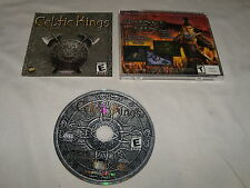 Celtic Kings Rage of Wars (PC, 2002) Mint