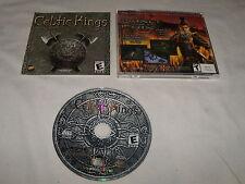 Celtic Kings Rage of Wars (PC, 2002) Mint
