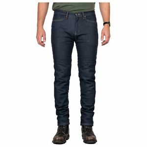 KNOX RICHMOND MKII MOTORCYCLE JEANS - BLUE - ALL SIZES
