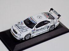 1/43 Minichamps Mercedes CLK from 2000 DTM Car #42 Rosberg Team D.Turner
