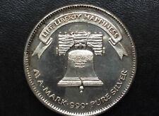 1983 A-Mark Liberty Silver Medal A2666